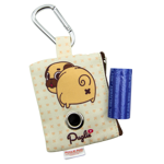 Puglie Poop Holder Bag