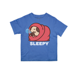 Sleepy Puglie Toddler