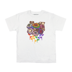 Puglie Rainbow Roses Youth Tee