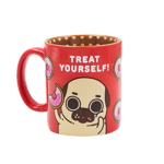 Puglie Treat Yourself Mug