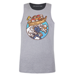 Wave of Puglie Men's Tank Top