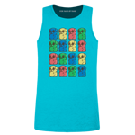 Gummy Puglie Men's Tank Top