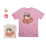Puglie: The World is Your Doughnut Event VIP Swag Bag