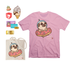 Puglie: The World is Your Doughnut Event VIP Ticket