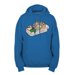Soup Spa Pullover Hoodie