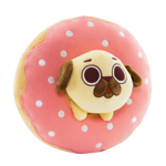 Puglie Donut Costume for Medium Plush