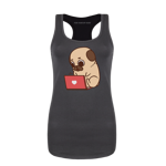Puglie Laptop Tank Top