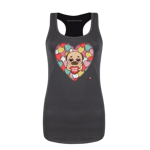 Sweetheart Puglie Women's Tank Top