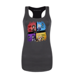 Shattered RWBY Women's Tank Top
