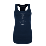 Auto Turret Blueprint v2 Women's Tank Top