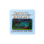 Shovel Knight Lenticular Pin