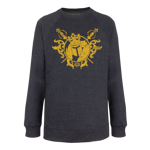 Royal Logo Pullover Sweatshirt