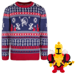 Shovel Knight Holiday Gift Set