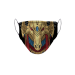 The Sandstorm's Rage Mask