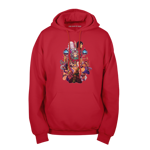 Battleground of the Gods Pullover Hoodie