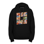 Greek Gods Assemble Pullover Hoodie