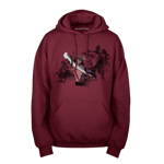 Sumi Gods Pullover Hoodie