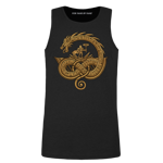 The World Serpent Men's Tank Top