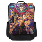 Battleground of the Gods Backpack Flap