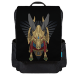 The Sandstorm's Rage Backpack Flap