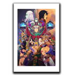 Battleground of the Gods Art Print