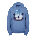 The Beginning Pullover Hoodie