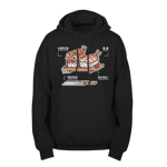 This Sushi is SATISFACTORY Pullover Hoodie