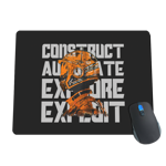 Ficsit Encouragement Mousepad