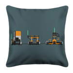 Minimalist Machines Pillow Case