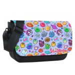 Slime Toss Sublimated Messenger Flap