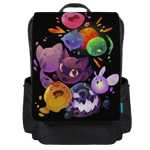 Slimes on the Range Backpack Flap
