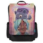 Beatrix Slime Stack Backpack Flap