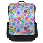 Slime Toss Backpack Flap