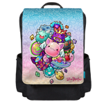 Splendid Slimes Backpack Flap