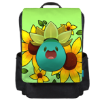 In Bloom Backpack Flap