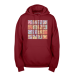 The Many Faces of Slimes Pullover Hoodie