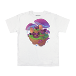 Mushroom Lake Youth Tee
