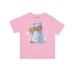 Slime Snowman Toddler Tee