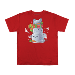 Slime Snowman Youth Tee