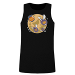 Three Slime Moon Men's Tank Top
