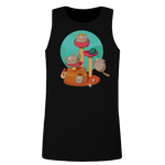 Tabby Tree Men's Tank Top