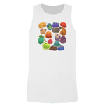 Happy Slime Groups Men's Tank Top