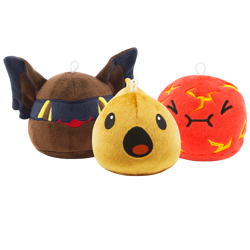 Slime Rancher Plushies- Round 3