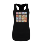 The Many Faces of Slimes Women's Tank Top