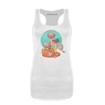 Tabby Tree Women's Tank Top