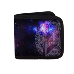 The Universe Of Discovery Canvas Wallet