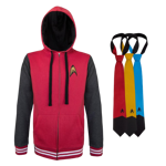 Star Trek Hoodie and Ties Gift Set