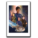 Star Trek Discovery Art Print