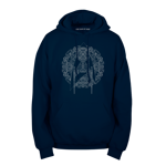 The Universe Of Discovery Pullover Hoodie
