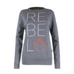 Star Wars Rebel Text Logo Shine Sweater